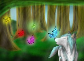 So Beautiful butterfly by beatrizfm12