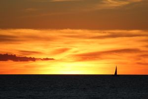Sailing Through by N-ScapePhotography