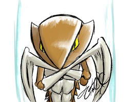 Hello Kabutops from the world of tomorrow!!! by TimothyNTC