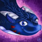 My new avatar by Bluefire-Amaterasu