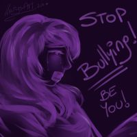 Only be you... by Natysart