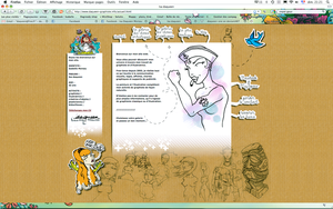 my web site v.2010 by daqueen-one
