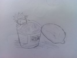 Ramen Bath by FrozenDiamond267