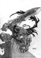 Darksiders by Zolko