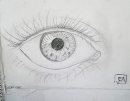 Realism Eye Practice by NomkNomkNomk