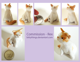 Rex 02  - COMMISSION by Bittythings