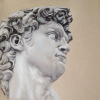 Statue of David by PatrickRyant