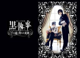 Black Butler by guangyaomanman
