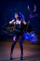 Nightmare Moon: Seize the Night by Little-Miss-Twisted