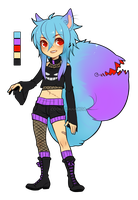 Auun:: Mini ref by CookieHana