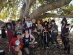 Dragon age cosplay group by Lilithblack