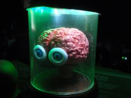Night Diver Brain by hellgnome