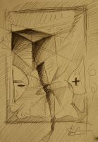 When ballet meets geometry by Blueprint92