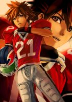 Eyeshield 21 -edited- by Asakura-Misakichi