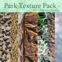 Park Texture Pack by LibertineM
