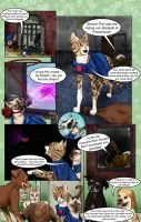 Humane Hero Squad Comic Ep. 3 Ticked Off Page 4 by OrandeArt