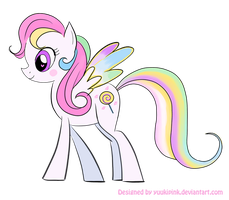 Adoptable Auction Set 02: Pony #1 (SOLD) by yuukipink