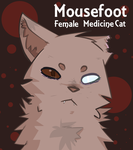 Mousefoot by Grayian