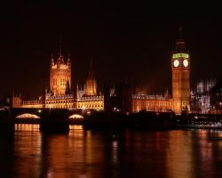 Houses of Parliament wallpaper by gshegosh