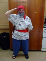 Me As Mister Smee by adamero
