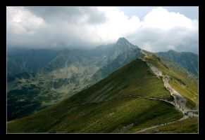 Summit Ahead by mikechro