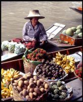 Workers: Floating Market 4 by parallel-pam