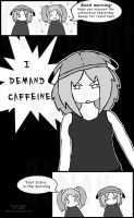 Caffeine is a Necessity by DefectiveCandy