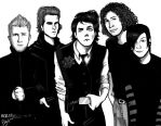 My Chemical Romance by Szikee