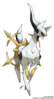 Different Arceus by Tomycase