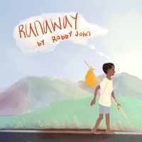 Runaway album cover art by lydkid