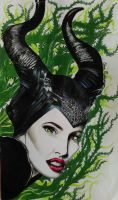 Maleficent by chloemeehan1