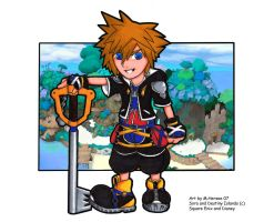 -:Sora:- by LightningGuy