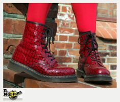 Dr. Martens by Mars-Child