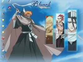 Bleach Desktop by HieiSQueen