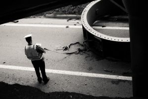 story of an accident II by torobala