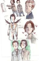spn sketcheroos by moosekleenex