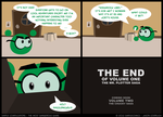 SC245 - Most Dangerous Game 45 by simpleCOMICS