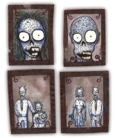 Family Of Decay Series Two by justinaerni
