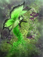 La Fee Verte by aruarian-dancer