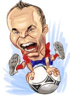 Iniesta Full by Derveniotis