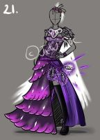 Full Clothing Design 21 [CLOSED] by JxW-SpiralofChaos