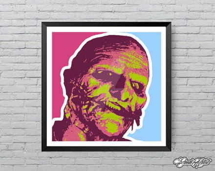 Limited Edition Cory Taylor print by GandiArtist
