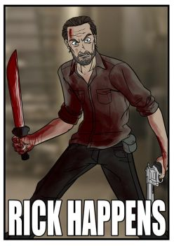 Rick Happens 2 by immilesaway