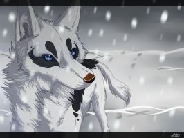 Icy Chill - Commission by FlyingDakota