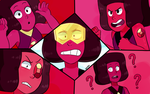 SU: Homeworld Rubies by vivinu
