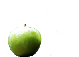 Granny Smith apple - STOCK by patchoulipatch