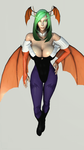 BloodElfHD-FK ( Morrigan Suit ) Downloable model by F-Kn