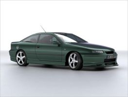 Opel calibra by lucaport