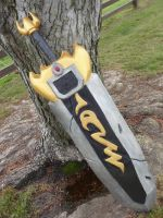 Baal Sword by meanlilkitty