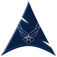 US Air Force Arch Logo by Ghost1227